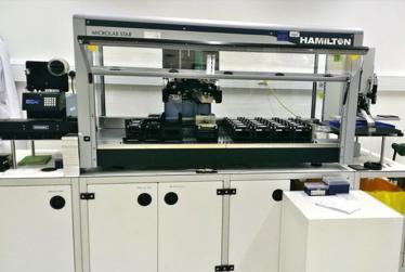 Robotic crystallisation: Automated protocols