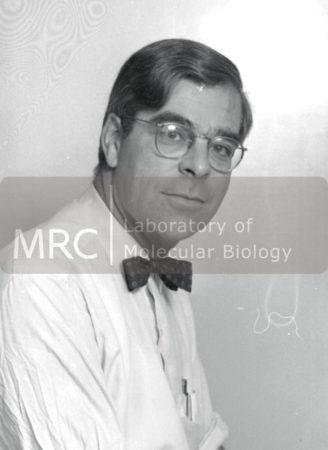 Portrait photograph of Uli Arndt c. 1960s.