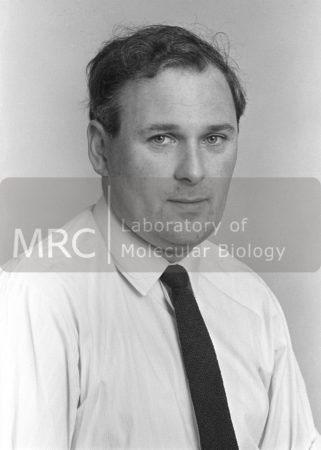 Portrait photograph of Michael Fuller, c. 1960s.