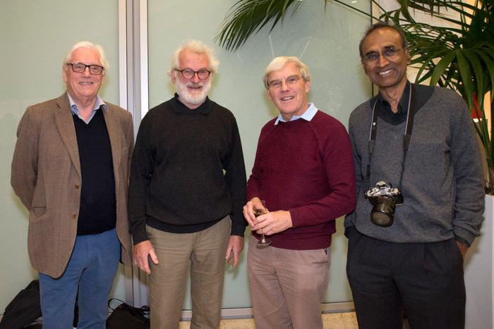 4 LMB Nobel Laureates