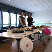 LMB bake sale to raise money for ACT Breast Cancer Appeal