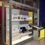 Circadian rhythms display in the Science Museum's Who Am I? exhibition