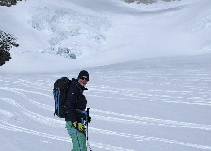 Wanda Kukulski Ski landscape