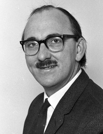 Brian Hartley 1960s