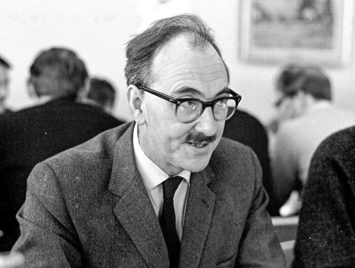 Brian Hartley 1969