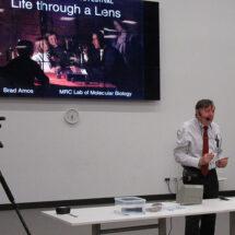 Brad Amos' talk