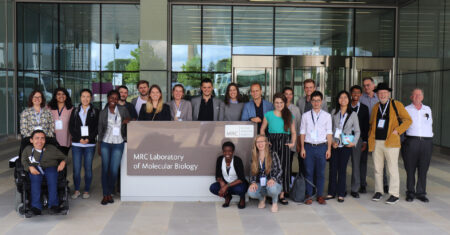 Schmidt Science Fellows 2019 at the LMB