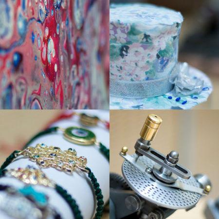 LMB Art Show – selection of artwork