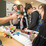 Mighty Molecular Motors Exhibit at STEM in Song, March 2018
