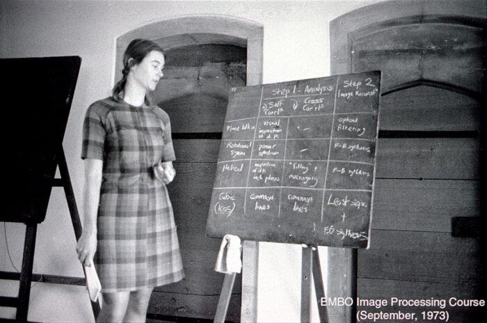 Linda Amos 1973