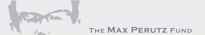 Max Perutz Fund Header