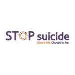 MIND Stop Suicide Campaign Logo