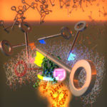 GPCR-G Protein key graphic
