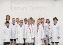Laxton Junior School - 1st Place 2013/14