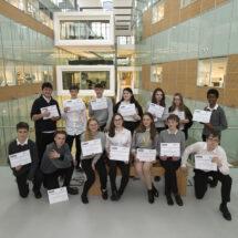 Cam-AST Challenge Project student participants