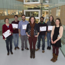 LMB staff and scientists involved in the Cam-AST Challenge Project