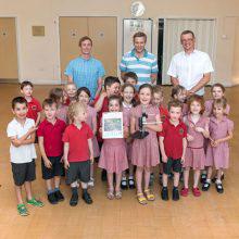 Histon & Impington Infant School wins 2017/18 Science Image Award