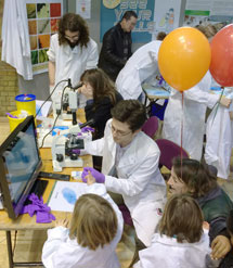 See Your Cells at Cambridge Science Fair 2014