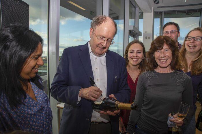 Celebrating Greg Winter's Nobel Prize, 2018