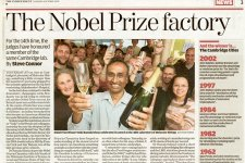 LMB's Nobel Prizes