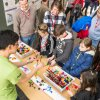 Mighty Molecular Motors: making pompom and pipe cleaner models of dynein