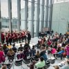 STEM in Song choir performing at LMB