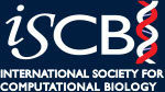 International Society for Computational Biology logo