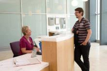 Building facilities - reception